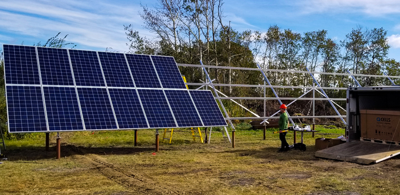 Agricultural Clean Technology Program Of Canada And Sundawg Solar