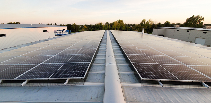 Solar Panel Installation Considerations For Flat Roofs