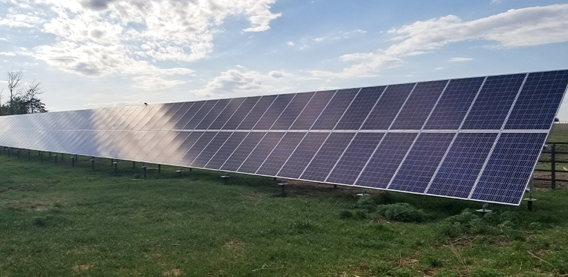 4 Ways Agricultural Farms Benefit From Solar Energy